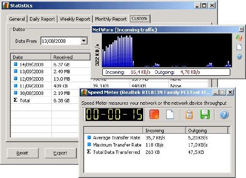 NetWorx Portable 4.6.3